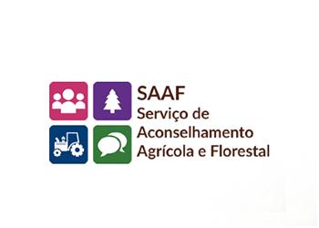 Serviço de Aconselhamento Agrícola e Florestal (SAAF) – Reconhecimento de entidades